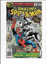 The Amazing Spider-Man #190 March 1979 John Byrne art Man-Wolf