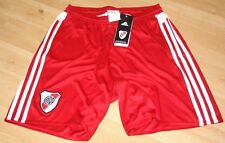 "ADIDAS CLIMACOOL CARP RIVER PLATE ARGENTINA SOUTH AMERICA SHORTS L 34"" W BNWT"