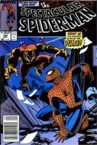 Marvel Comics the  SPECTACULAR SPIDER-MAN  #154  mint