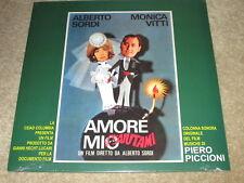 Piero Piccioni - Amore Mio aiutami BANDA SONORA - NUEVO - LP Record