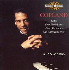 Rodeo/Four Piano Blues/+ by Alan Marks; Aaron Copland