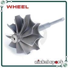 Performance Garrett GT20 GT25 9 Blades Turbocharger Turbo Turbine Shaft Wheel