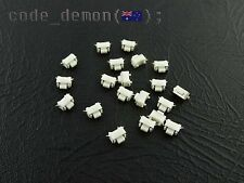 White SMD Tactile Momentary Push Button Micro Switch (x20) - 3mm x 6mm x 5mm