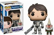 Funko Pop Trollhunters 466 Jim with Gnome