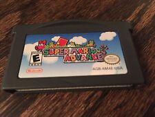 Super Mario Advance Nintendo Gameboy Advance GBA Cart L@@K