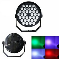 New 72W 36-LED RGB Stage Lighting DMX512 6CH Par Disco Party Pub Light US Plug