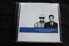 Pet Shop Boys – Discography (The Complete Singles Collection) (REF C24)