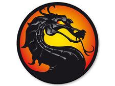 Magnet Aimant Frigo Ø38mm Mortal Kombat MK Sub-Zero Scorpion