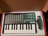 AKAI Professional Ableton Live MIDI Controller APC Key 25 AP-CON-025 from Japan