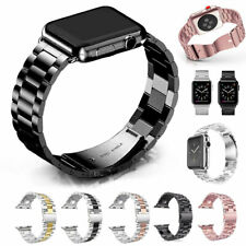For Apple Watch 5/4/3/2/1 Stainless Steel Wrist Band Bracelet 38/40/42/44mm