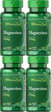 4 MAGNESIUM 250 MGR. 100 TABLETS USA