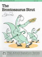 Brontosaurus Strut by Jerry Ray
