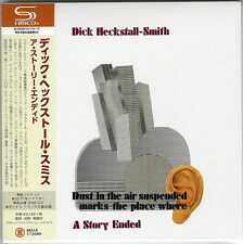 DICK HECKSTALL-SMITH-A STORY ENDED-JAPAN MINI LP SHM-CD BONUS TRACK H25