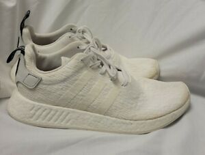 adidas NMD R2 Boost white crystal size 13 675001