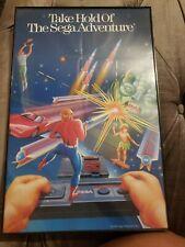 Sega Of America 1987 Poster