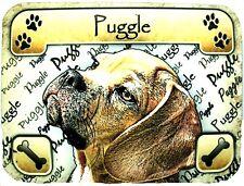 Puggle Photo Fridge Magnet