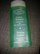 Clarins Toning Lotion With Iris 6.7oz / 200ml - NEW