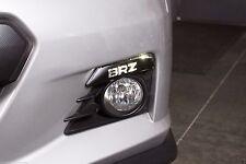 Custom Vinyl Decal Daytime Running Lights Wrap Kit for Subaru BRZ 2013-14 BLACK