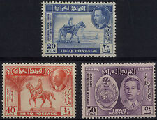 Multiple Iraqi Stamps
