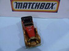 MATCHBOX MODELS YESTERYEAR DECALS LAGONDA BRIAN BAILEY SIGNATURE R & D PRE PRO