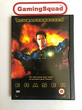 Eraser (Cardboard) DVD, Supplied by Gaming Squad
