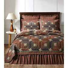 Parker Luxury California King Patchwork Quilt by Vhc Brands