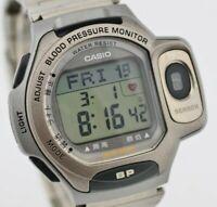 Vintage Casio Blood Pressure Monitor Digital Watch BP-1B Mod.2197 JDM F454/83.1
