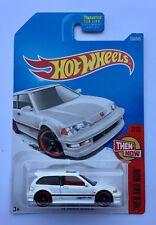 Hot Wheels HONDA Civic EF SI Mugen Spoon JDM Password HFP Type R S i vtec Oem