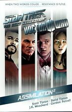 Star Trek: The Next Generation / Doctor Who Assimilation 2 IDW Graphic Novel