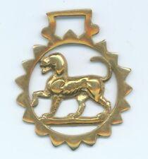 DOG PASSANT    horse brass  (5652)