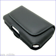 Mobile Phone Cover Pouch Telstra ZTE T4 Samsung Leather Belt Magnetic Caravan AA