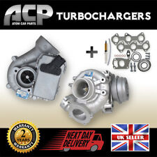 Set of Two Turbochargers for BMW 535d, 740d, xd, GT, X5, X6 -  300 / 306 BHP.
