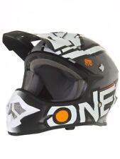 Matte Motorrad-Helme mit herausnehmbarem Innenfutter für XXL (63)