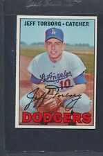1967 Topps #398 Jeff Torborg Dodgers NM *6283