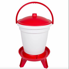 Chicken Drinker - LARGE 18L Drinker with Legs - Easy to clean and fill