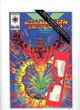 """1993 """"VALIANT VISION STARTER KIT"""" #1, ONE-SHOT, NEAL ADAMS COVER, NM, BX40A"""