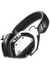 V-MODA Crossfade Wireless Plus Wired Over-Ear Bluetooth Headphone Phantom Chrome