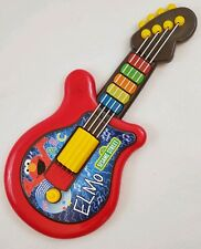 Elmo Guitar Sesame Street Musical Toy Instrument Hasbro 2010