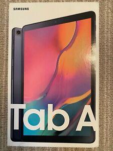 "BRAND NEW SAMSUNG GALAXY Tab A 10""/ 8"" Tablet  - 32 GB - BLACK WIFI 4G LTE"