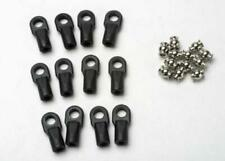 TRAXXAS Rod ends, Revo (large) with hollow balls (12) (TRX5347)