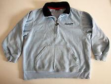 ESPRIT Fleecepulli Gr. 116 - 122 hellblau Fleece Pulli Pullover
