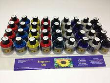X12 olio profumo fruttato olio Bruciatori POT POURRI FIORI SECCHI Lampada Anello varietà