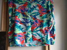 #R25 - Tropical Print Skirt From TU - Size 22 - BNWT
