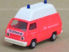 "Mitsubishi L 300 Transporter Hochdach, ""GW-Atemschutz 112"", o. OVP, Rietze, 1:87"