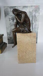 Bronze nude statue Contemporary Sculpture