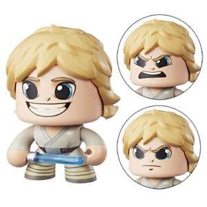 FREE SHIPPING! Star Wars Mighty Muggs LUKE SKYWALKER AF Hasbro
