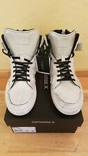 Converse X JV WEAPON Zip / Hidden Hardware Leather Hi Turtledove Men's 11 NIB
