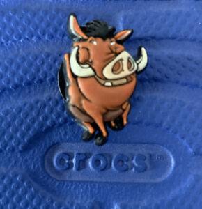 Disney Lion King - Pumba - Crocs Jibbitz