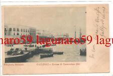 GALLIPOLI  -  Riviera di Tramontana 1900 ( # )..........Fotografia Stefanelli