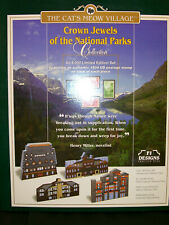 The Cat'S Meow Village-Crown Jewels Of The National Parks Collection